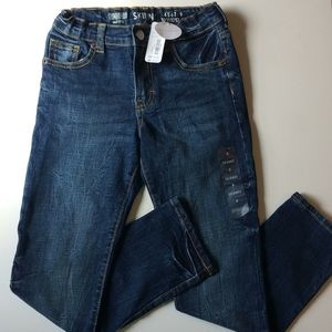 🐸NEW! Boys Gymboree Indigo dyed Skinny Jeans